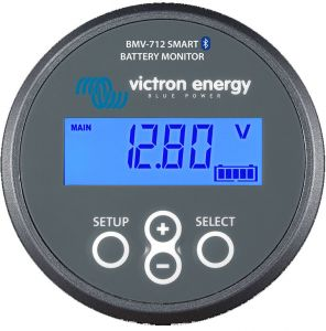 Victron Enery BMV 712 Smart Monitor 2 Batteries 6,5-70 VDC with cables and shunt #UF21396Z