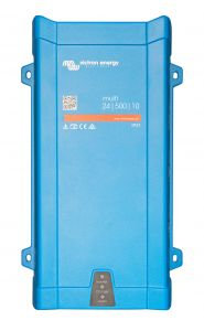 Victron Energy Phoenix MultiPlus 24/500/10-16 Inverter 24V 500W con Carica Batterie 24V 10A #UF21554R