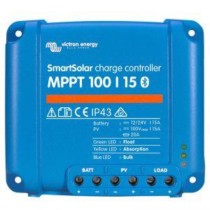 Victron Energy  SmartSolar MPPT 100V 15A Solar Charge Controller #UF22401U