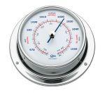 Barigo Sky Polished Stainless Steel Barometer 110x32mm #OS2818700