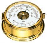 Barigo Barometro/Termometro in ottone lucido Ø180x150mm #OS2836403