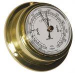 Altitude 831 Barometro in ottone lucido Ø71xh29mm Quadrante Ø57mm #OS2883102