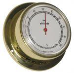 Altitude 831 Polished brass Hygrometer Ø71xh29mm Ø57mm Dial #OS2883103