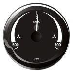 VDO Sincronizzatore ±500 RPM 12/24V Ø85mm Nero ViewLine #OS2758010