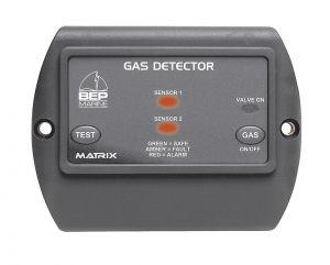 Uflex 600-GDL Rilevatore Gas BEP con sensore GPL Benzina e Metano #UF63597X