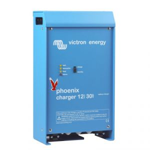 Victron Energy Phoenix  Series Battery Charger 12V 30A #UF64900A