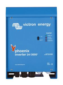 Victron Energy Inverter Phoenix 24/3000 24V 3000W #UF64923N