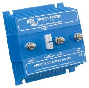Victron Argo 120-2AC Battery Isolator 2 120A Batteries #N52521520002