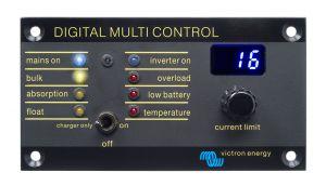 Victron Energy Pannello di Controllo Digital Multi Control 200/200A #UF66717W