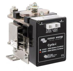 Victron Cyrix-i 12/24V-400A Intelligent Battery Combiner #UF67064F