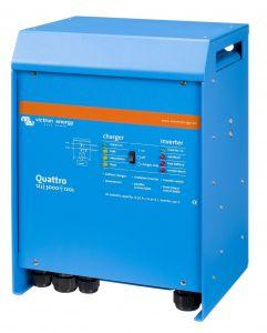 Victron Energy Quattro 24/8000/200-100-100 Inverter 24V 8000W con Carica Batterie 24V 200A #UF67338T