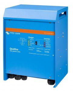 Victron Energy 12V QUATTRO Inverter 12/5000/220-100-100 / Battery Charger 12V 220A#UF67437V