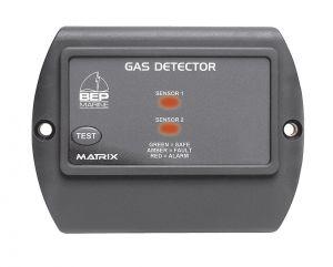 Uflex 600-GD BEP Gas Detectors with LPG, Petrol and CNG fume sensor #UF68008A