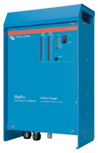 Victron Energy Skylla-i Series Battery Charger 24V 80A 3 Outputs #UF68897M
