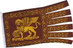Bandiera Guidone di Venezia 12X24cm #FNI5252412