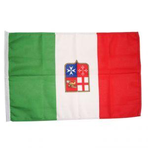 Bandiere Italia Marina Mercantile 30x45cm #N30112503661