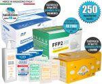 Pacchetto famiglia Bambini con Mascherine certificate e gel Igienizzanti #N90056004511