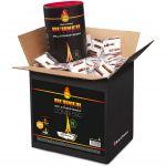 Burner Firestarter Accendifuoco BIO OIL Combi 500 Bustine Barbecue Camino #N400092300300
