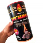 Burner Brown Accendifuoco ecologico 100 Cubetti per Barbecue Stufe #N400092300305