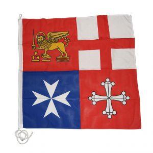 Bandiera di Bompresso 40X40cm #N30112503900