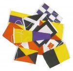 Gran Pavese completo di 40 bandiere 30X45cm #FNI5252130