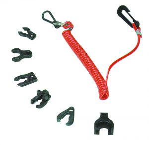 Outboard Engine Kill Switch Lanyard for New Honda #N80454223362