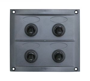 4 Switch ABS Circuit Breaker Panel #N50423727727