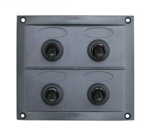 Pannello elettrico in ABS 4 Interruttori #N50423727727