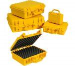 Box Mafrast WR-12 Stagno 300x220x90mm Giallo #OS4722002
