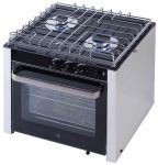 Gas range with 30l Oven 3 Burners 500x410x458mm #OS5035003