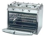 TECHIMPEX Marinertwo Kitchen with oven 2 Burners #OS5037000