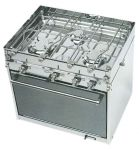 TECHIMPEX TOPTHREE Kitchen with oven 3 Burners #OS5038000