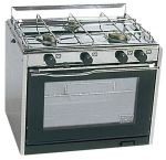 TECHIMPEX XL3 Kitchen with oven 3 Burners #OS5038500
