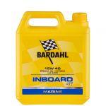 Bardahl Olio Inboard 4T 10W40 - 4lt #N72349700025