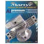 Yamaha 300-350XP Zinc Anode Set #N80607430401