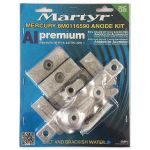 Set Zinc anodes for Mercury Verado MMP #N80607030649