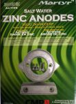 Set Zinc anodes for Volvo 290 #N80607230223