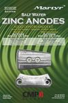 Set Zinc anodes for Volvo DPH Engines #N80607230224