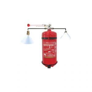 Automatic Fire Extinguisher Kit 6Kg #FNI1213236