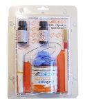 Kit riparazione gommoni in PVC tessuto Arancione #FNI6464511A