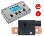 Kit Western Sistema di monitoraggio remoto WRD con Battery Monitor WBM #N52830550097