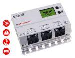 Western WRM20+ Regolatore di Carica MPPT 12/24V 20A con Porta RS485 #N52830550104