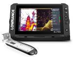 Lowrance ECO GPS ELITE FS 9 Active Imaging 3-in-1 ROW 000-15693-001 #62120234