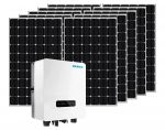 3.1kW Solar Kit for Net metering with the network manager #N54130200410