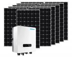 3.41kW Solar Kit for Net metering with the network manager #N54130200411
