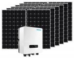 3.72kW Solar Kit for Net metering with the network manager #N54130200412