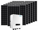 4.03kW Solar Kit for Net metering with the network manager #N54130200413