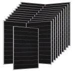 Modulo Fotovoltaico Monocristallino 390W Kensol SHINGLED min 31pz #N52330050285-31