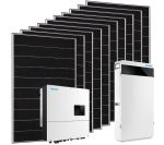 3.9kW Solar Kit with Inverter and 7.16kWh Lithium Battery Storage #N54130200421