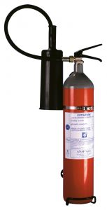 CO2 Fire extinguishers 5Kg Class of Fire 89B #FNI1213125